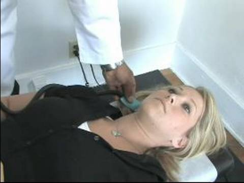 Chiropractic Care Services & Treatments : Flexor Withdrawal Reflex Cold Laser Therapy Demonstration