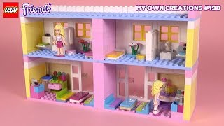 Apartment 003 | LEGO Friends My Own Creations #198