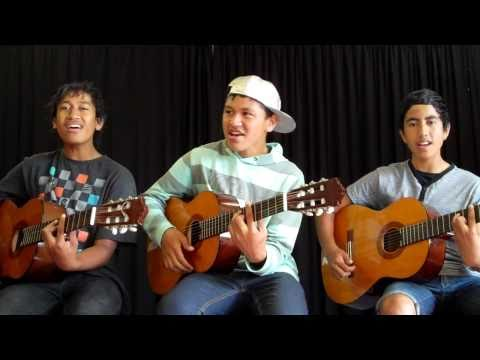 The Dedicators -singing Love Me Always By The Tuita Boys video