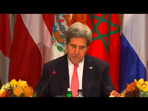 Secretary Kerry Delivers Remarks at a Meeting of the Equal Futures Partnership
