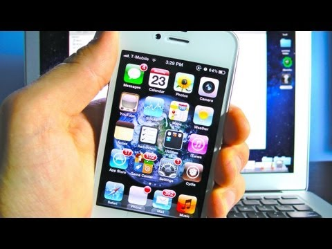 How To Unlock iPhone 4S/4/3Gs 5.1.1/5.1/5.0.1/5.0 for Tmobile - 4.12.01/4.11.08/2.0.10/1.0.14/1.0.13