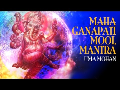 Divine Chants Of Ganesh - Maha Ganapati Mool Mantra & Ganesh Gayat | Uma Mohan video