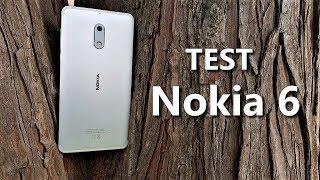 Test : NOKIA 6
