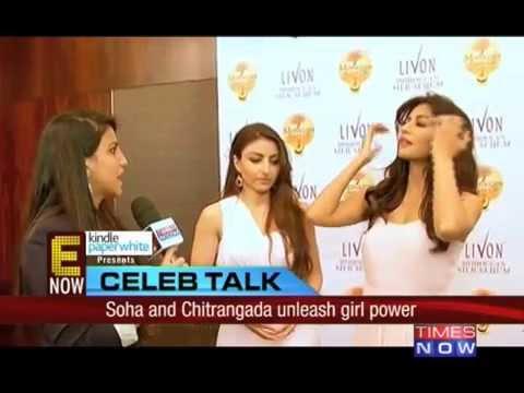 Soha Ali Khan and Chitrangadha Singh Unleash Girl Power