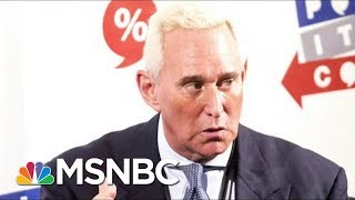 What To Expect From The Roger Stone Testimony | MSNBC