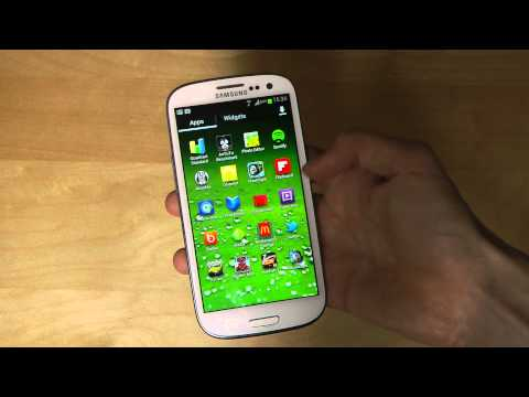 Android 4.0.4 XXLFB For Samsung Galaxy S3 First Hands-On Review