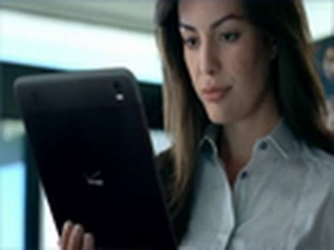 Verizon Wireless Leak Motorola Xoom 2 In New Commercial Video For Tablets?! Featuring: Hot Chick!