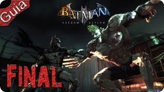Batman Arkham Asylum Final Español