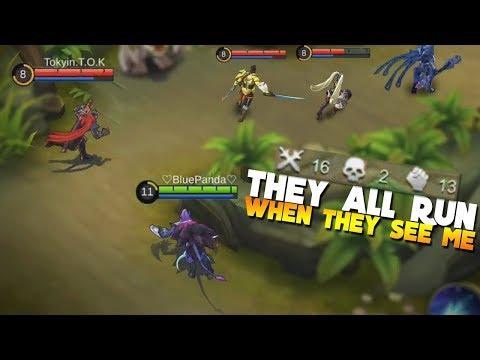 New Hero Helcurt is 100% BEAST! (OP Build) Mobile Legends