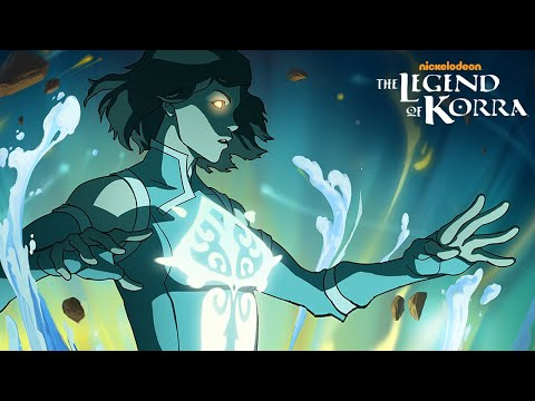 The Legend Of Korra Season 3 Trailer Breakdown