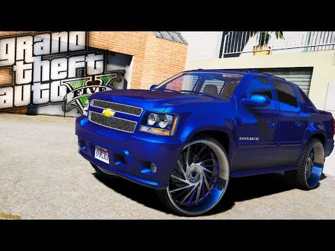 NEW Chevy Avalanche Donk!! - GTA 5 Real Hood Life - Day 91
