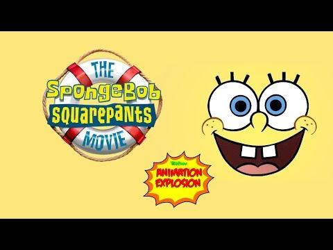 The SpongeBob SquarePants Movie   Animation Explosion