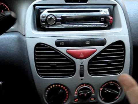 Palio 2007 com ar condicionado