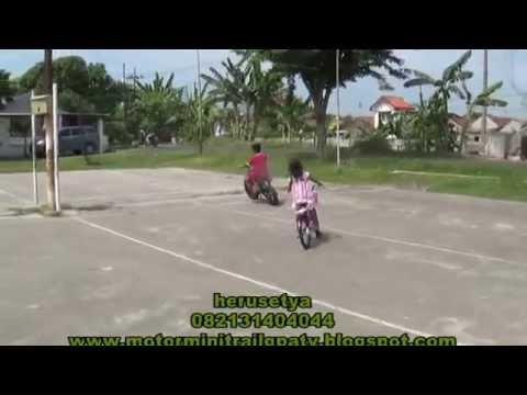 MOTOR TRAIL 125CC 082131404044 Rp 10.000.000 JAKARTA SURABAYA