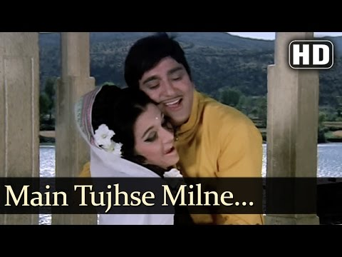Main Tujhse Milne Aayee - Sunil Dutt - Asha Parekh - Heera - Bollywood Songs - Kalyanji Anandji video