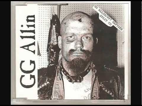 Gg Allin - Rowdy Beer Drinking Night