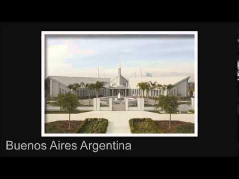 The Beautiful and Breathtaking LDS Temples on the World - World Travel Guide - LDS Temples Part 1
