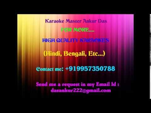 Pehli Baar Mile Hain Karaoke   Saajan By Ankur Das 09957350788...