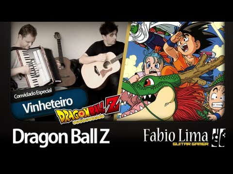 Fabio Lima & Lord Vinheteiro - Dragon Ball Z