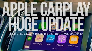 Tech Check: Upgrade your Apple CarPlay, iOS 13 update, EVERYTHING you need to know