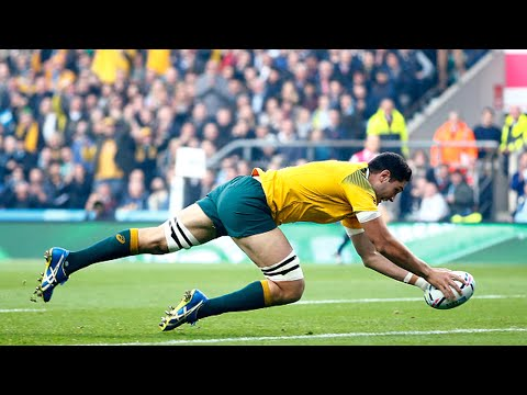 Simmons Scores FASTEST Try At Rugby World Cup 2015
