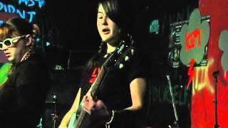 Kepi the Band- 924 Gilman St, Berkeley Ca. 1/18/08 First show ever!