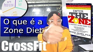 dieta e crossfit parte1 (zone diet)