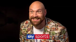 EXCLUSIVE! Tyson Fury on Ruiz/Joshua 2, how he ended up in WWE & rivalry with Braun Strowman