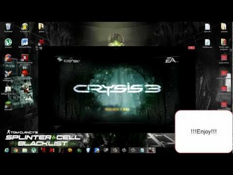 dx11 capable gpu to play crysis 3 crack fix2