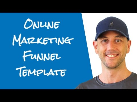 Steal My Simple Online Marketing Funnel Template - Online Sales Funnel Secrets Revealed!