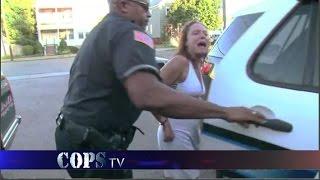 Beach Besties, Officer Oren Wright, COPS TV SHOW
