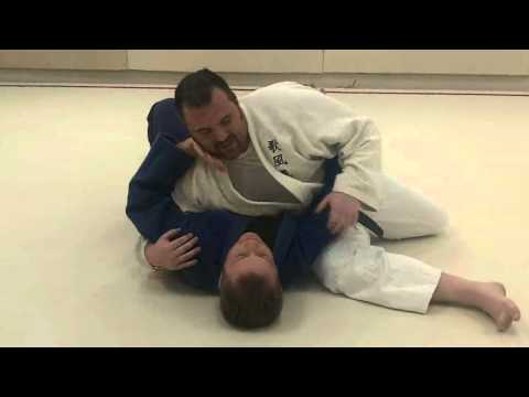 Far Armbar Series from Kuzure Kesa Gatame Image 1