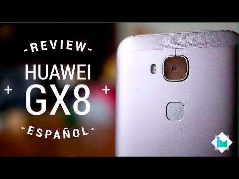 Huawei GX8 - Review en español