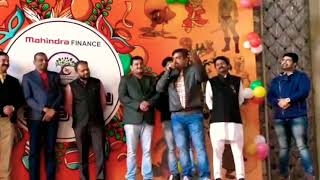 Mahindra Finance Event | Compliments | Best Anchor | Anchor Jeet