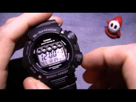 Atomic Mudman G Shock GW-9000A