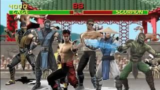 Los peores personajes de Mortal Kombat | Top 10