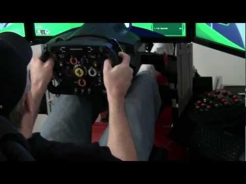RS Formula One Sim Racing rig by RSeat reviewed by Inside Sim Racing