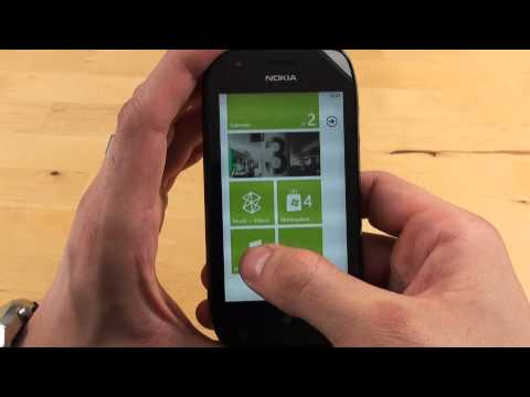 Nokia Lumia 710 - Handy Test - Review - Deutsch
