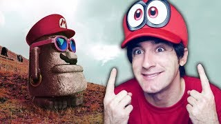 SOMBREROS NUEVOS! Super Mario Odyssey #2