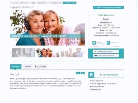 Déposer une annonce de colocation sur Logement-seniors.com