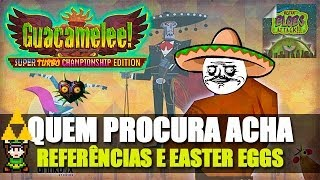 Guacamelee Super Turbo Championship Edition - Referências e Easter Eggs