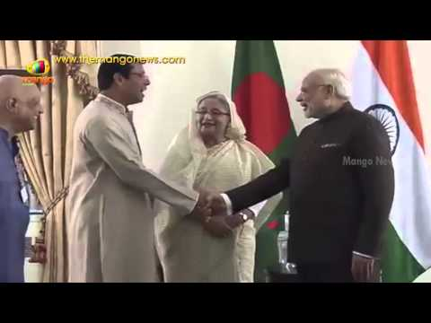PM Modi Meets Bangladesh PM Sheikh Hasina in New York | Modi US Tour | UN Summit
