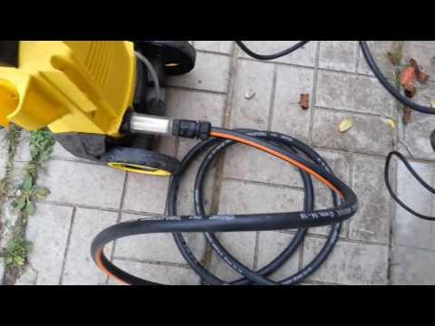 Karcher 5 520 ремонт