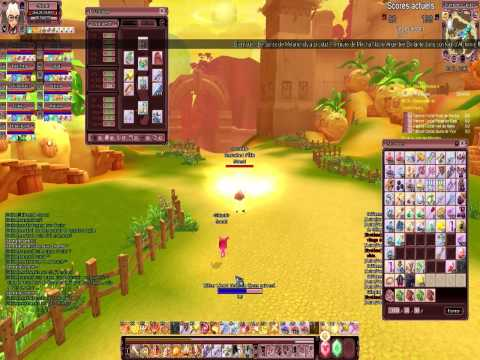 Grand Fantasia - FR - Shinshi - Elf Arena 61 - 70