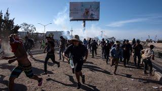 Tensions rise as Trump threatens to shut U.S.-Mexico border
