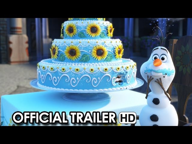 Frozen Fever Official Trailer (2015) - Disney Animated Short Film HD