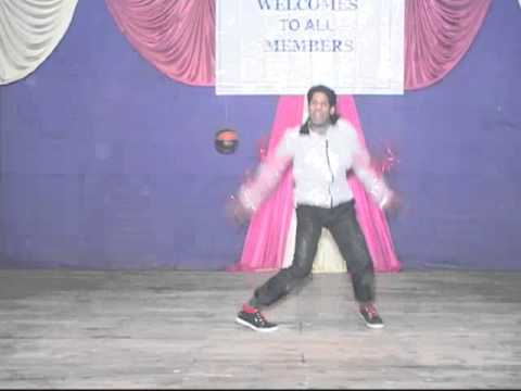 Vele Vele (Dance to be performed on Fusion Hindi Song - from movie Student of the year) - Performed by Sreejith soman Nair