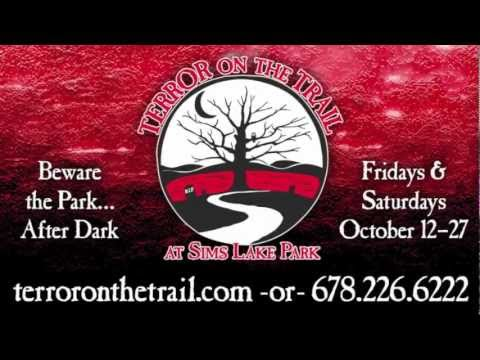 TERROR ON THE TRAIL at Sims Lake Park 2012 Trailer