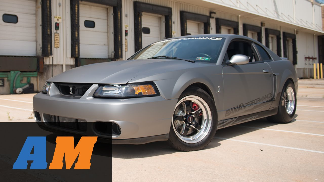S1 Bama Builds 2003 Cobra Mustang To Dominate The Track