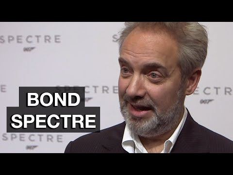 Bond 24 Spectre Interview - Director Sam Mendes